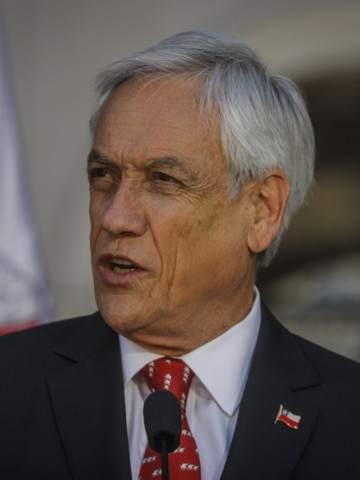 """Piñera: """"Llegó el momento de decir basta"""""""