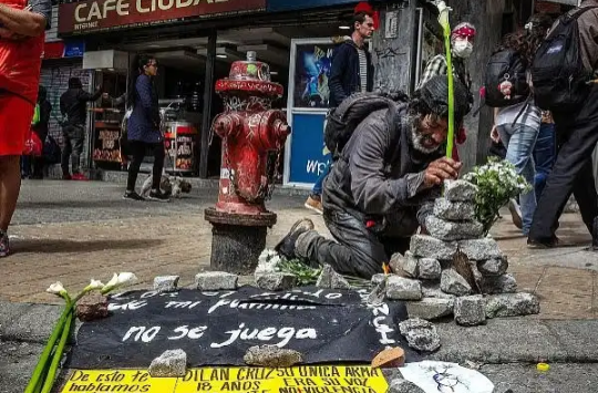 Dilan Cruz, la muerte que altera aún más a Colombia