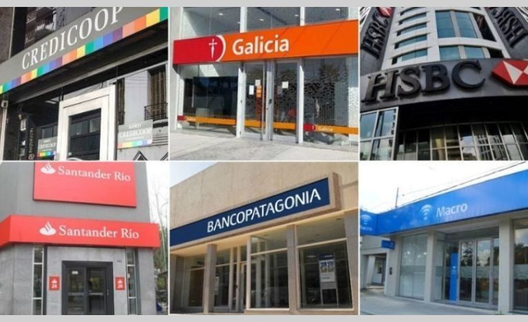 El miércoles no abrirán los bancos por el día del empleado bancario