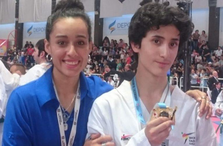Es de Adrogué, tiene TGD y se consagró campeón nacional de Taekwondo