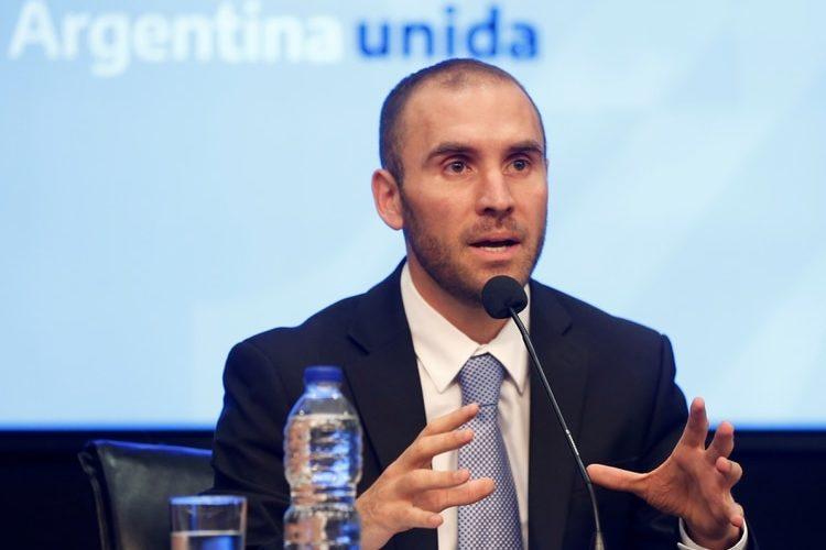 """Martín Guzmán: """"Cuando la economía se tranquilice, estas medidas también se irán tranquilizando"""""""