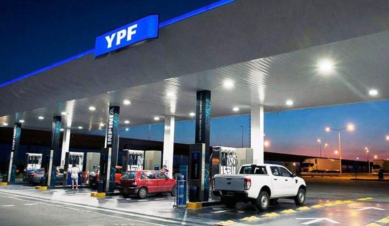 YPF no aumentará  sus combustibles