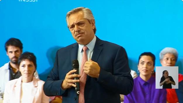 El presidente anuncio la ampliación del listado de los medicamentos gratuitos a los que podrán acceder los jubilados del PAMI