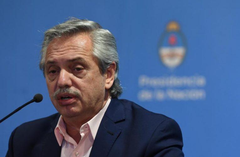 Fernández anuncia hoy cómo sigue la cuarentena, junto a Kicillof, Larreta y otros gobernadores