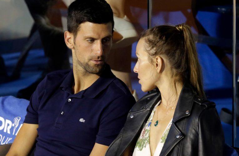"""""""No es tiempo de irresponsables"""", dijo el ministro de Salud tras confirmarse el contagio de Djokovic"""