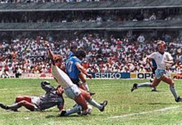 """Enrique, a 34 años del """"Gol de todos los tiempos"""": """"No había forma de parar a Maradona"""""""