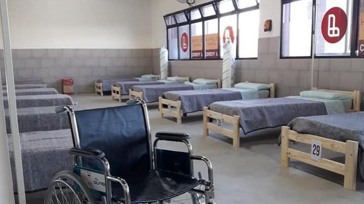 Aíslan a unas 20 personas de una unidad sanitaria de Lanús por un caso positivo de coronavirus