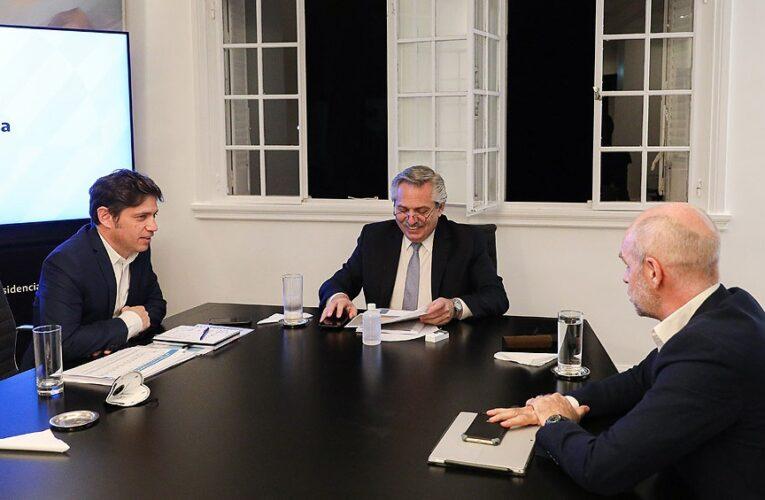 Alberto Fernández anuncia esta tarde la continuidad del aislamiento social por coronavirus.