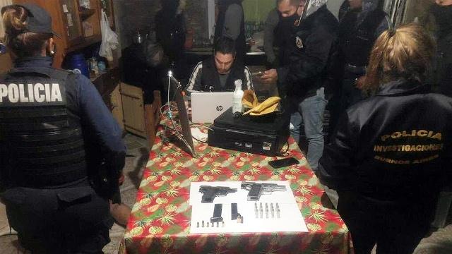 Detienen a un sospechoso por el crimen del colectivero en La Matanza
