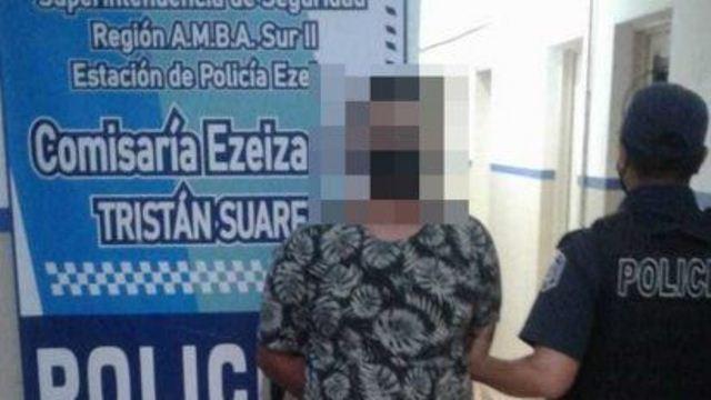 Fueron detenidos los culpables del robo en el Club Tristán Suárez