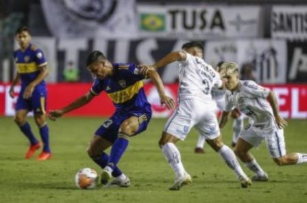 Boca también se quedó afuera de la final al caer ante Santos, que la jugará con Palmeiras