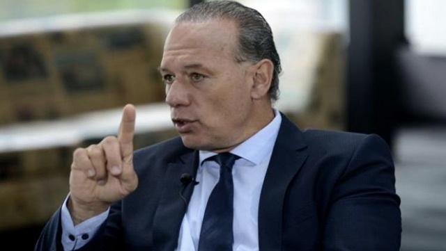"""Según Berni, los policías sancionados """"están disputando una caja millonaria"""""""