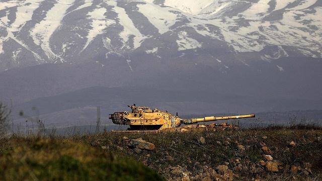 """Los Altos del Golán y la postura a lo """"Poncio Pilatos"""" de EEUU"""