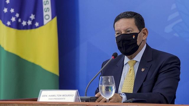 El Vicepresidente de Bolsonaro culpó al pueblo brasileño por la crisis del coronavirus