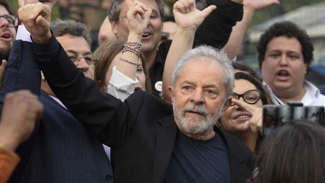 Lula suspendió el anuncio que iba a dar esta tarde, a la espera de un fallo contra Moro