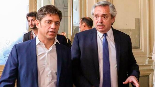 El Presidente y Kicillof analizaron opciones para ampliar la capacidad hospitalaria en la provincia
