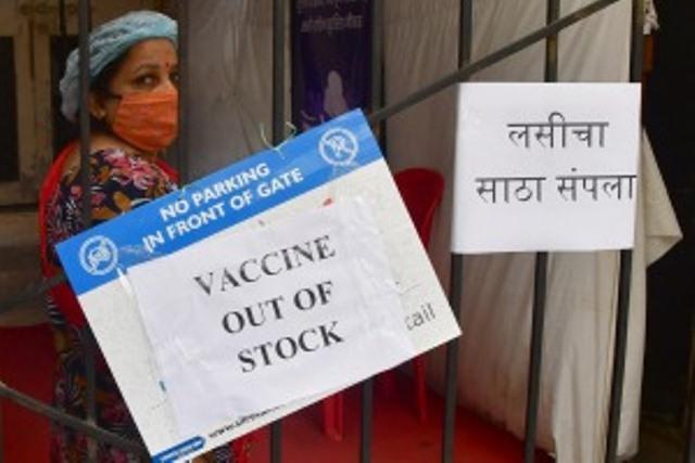 India bate su récord de casos de coronavirus por tercera vez en la semana