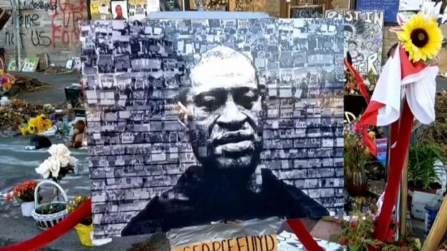 """El hermano de George Floyd habló de """"lento progreso"""" contra la violencia policial"""