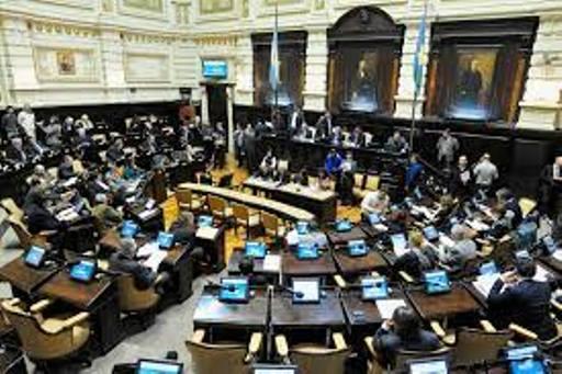 La Cámara de Diputados bonaerense trata el proyecto de ley para autorizar compra de vacunas