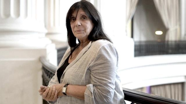 """Teresa García dijo que las listas """"están en debate"""", pero destacó la figura de Tolosa Paz"""