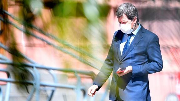 Renunció el secretario de Comunicación y Prensa de la Presidencia Juan Pablo Biondi